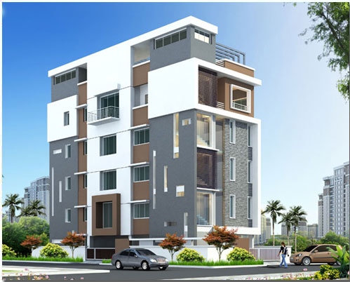 Module space architects architects in hyderabad for Architecture design for home in hyderabad